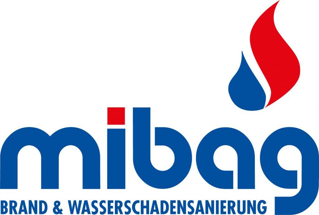 Logo Mibag Brand & Wasserschadensnierung